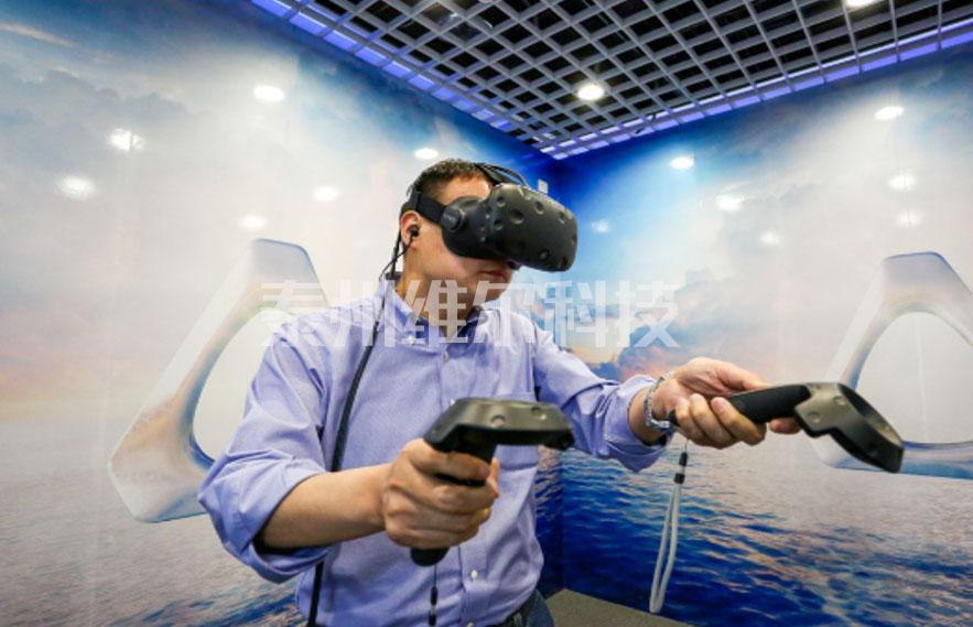 VR亿博备用网址模拟逃生体验