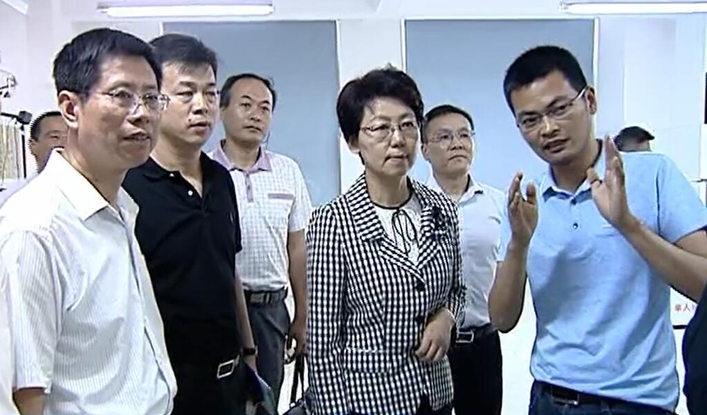 泰州市委常委宣传部长 常胜梅